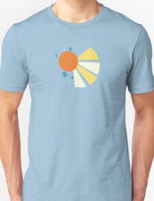 My little Pony - Sunburst Cutie Mark V3 Unisex T-Shirt