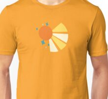 My little Pony - Sunburst Cutie Mark V3 Unisex T-Shirt