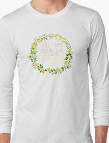 Twenty One Pilots Love - Music Long Sleeve T-Shirt