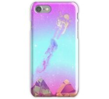 Space Man - Astronaut  - Galaxy iPhone Case/Skin