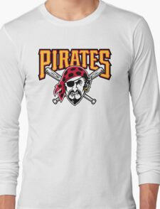 THE PIRATES Long Sleeve T-Shirt