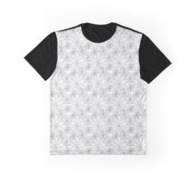 Spider web on white Graphic T-Shirt