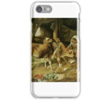 Walter Hunt(The Weanlings_) iPhone Case/Skin