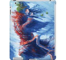 Wintergirl Grog iPad Case/Skin