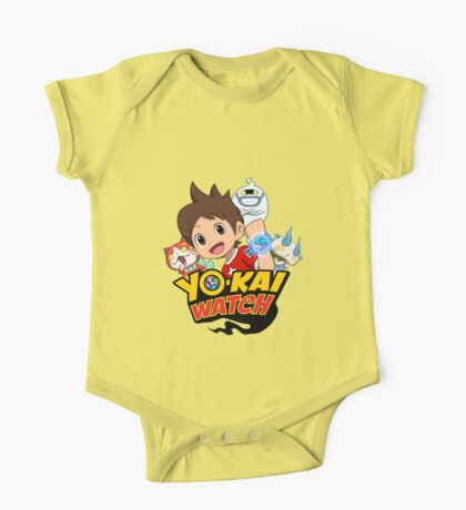 Yokai Watch One Piece - Short Sleeve