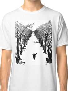The Cat Who Walks By Himself Classic T-Shirt