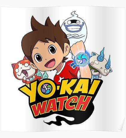 Yokai Watch Poster