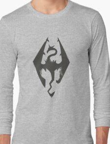 Skyrim Grunge T-Shirt