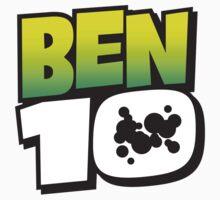 Ben Ten Logo Kids Tee