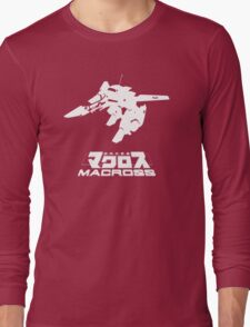 Macross Gerwalk Long Sleeve T-Shirt