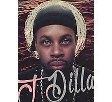 J Dilla - Jmadera print Photographic Print