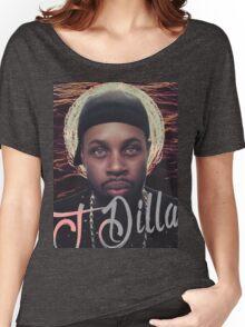J Dilla - Jmadera print Women's Relaxed Fit T-Shirt