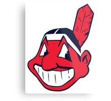 Cleveland Indians Metal Print