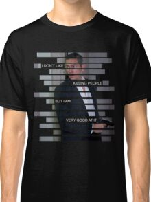 Reese - Person of interest - Quote Classic T-Shirt