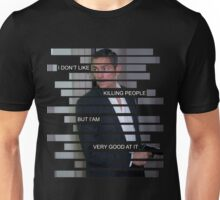 Reese - Person of interest - Quote Unisex T-Shirt