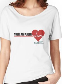 Grey's Anatomy - You're My Person Women's Relaxed Fit T-Shirt