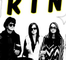 THE BLING RING Sticker