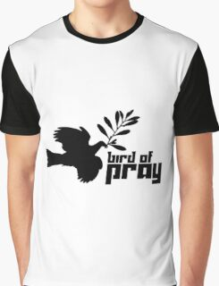 Bird of Pray Graphic T-Shirt