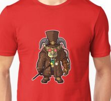 Steam Punk Troll Unisex T-Shirt