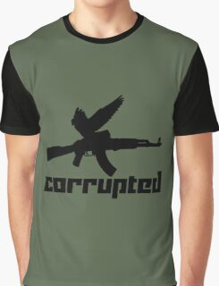 Corrupted Graphic T-Shirt