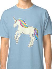 Pansexual Pride Unicorn Classic T-Shirt