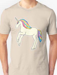 Pansexual Pride Unicorn Unisex T-Shirt