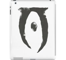 Oblivion grunge iPad Case/Skin