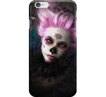 Sugar Doll Pink iPhone Case/Skin