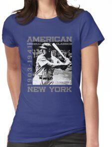 lou Womens Fitted T-Shirt