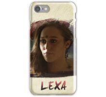 Lexa - The 100 -3 iPhone Case/Skin