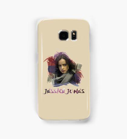 Jessica Jones - Brush Samsung Galaxy Case/Skin