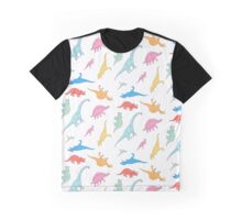Dino Doodles Graphic T-Shirt