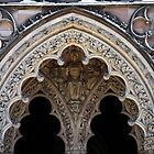 Doorway Arch, Lichfield Cathedral. by John Dalkin