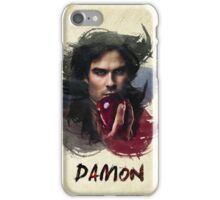 Damon - The Vampire Diaries iPhone Case/Skin