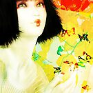Maiko and Butterlies by Shanina Conway