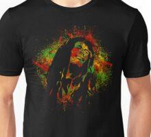 Rasta Redemtion Unisex T-Shirt
