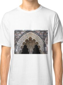 Doorway Arch, Lichfield Cathedral. Classic T-Shirt