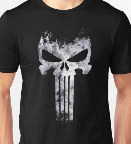 Skull dark logo  Unisex T-Shirt