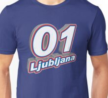 01 Ljubljana Unisex T-Shirt