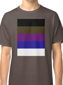 Jiu Jitsu Belts Classic T-Shirt