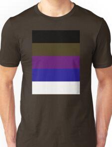 Jiu Jitsu Belts Unisex T-Shirt