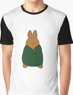 Cosy Bunny Graphic T-Shirt