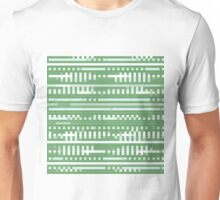 Bytes and Pieces green Unisex T-Shirt