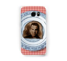 Sam Harris Miracle Toast (plate) Samsung Galaxy Case/Skin