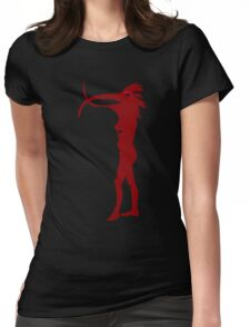DM : Walking In My Shoes Womens Fitted T-Shirt