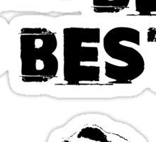 Which Bear Is Best? Sticker