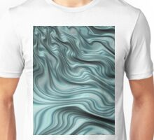 Turbulent Stream  Unisex T-Shirt
