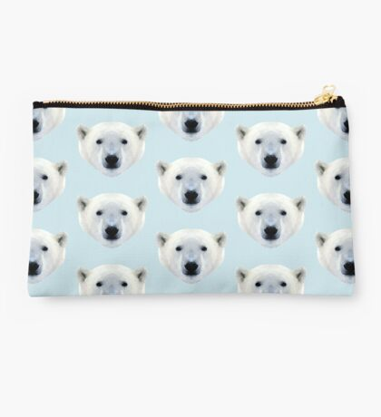 Polar Bear Studio Pouch