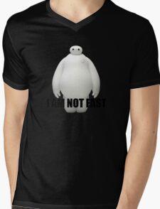 I Am Not Fast Mens V-Neck T-Shirt