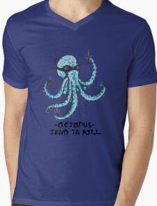 Octopus - Tend Ta Kill (Original) Mens V-Neck T-Shirt